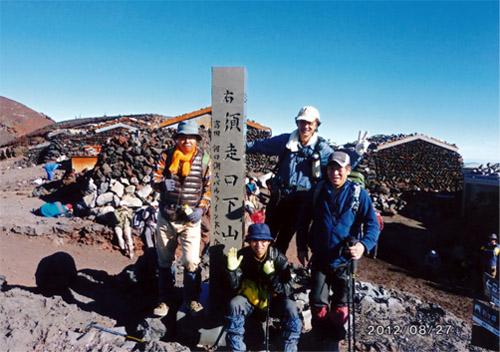 2012富士登山