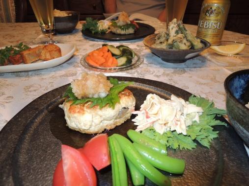 5月1日 豆腐ハンバーグ