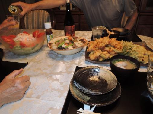 5月31日 晩御飯2