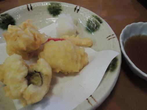 6月2日 ハモの天ぷら