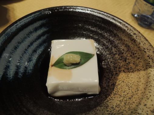 7月9日 胡麻豆腐
