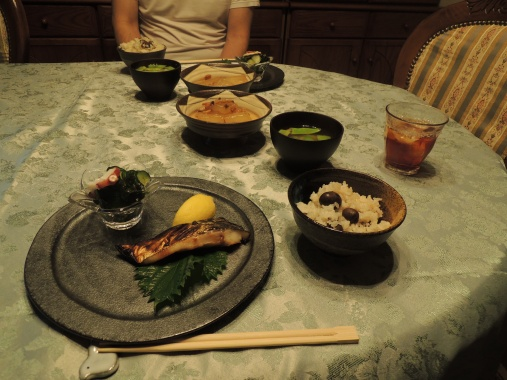 9月4日 夕御飯