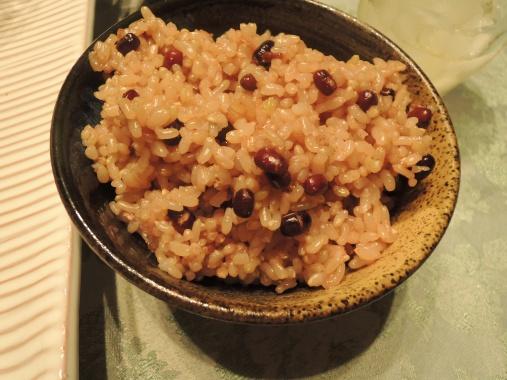 9月5日 玄米ご飯