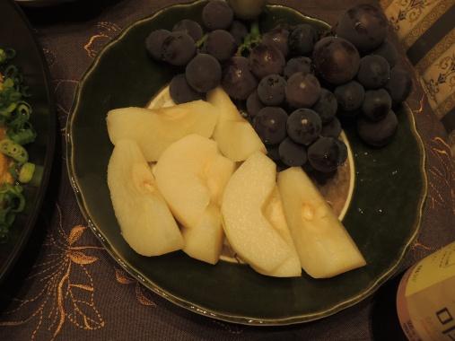 9月10日 果物