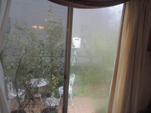10月1日 台風