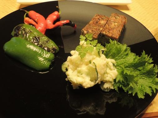 10月31日 野菜