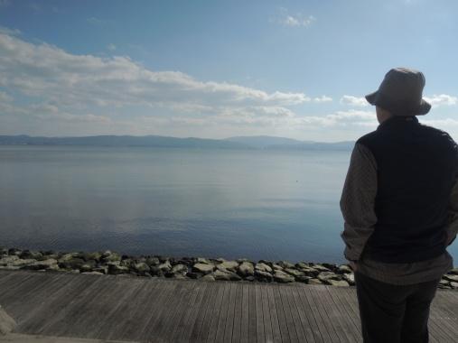 11月5日 宍道湖