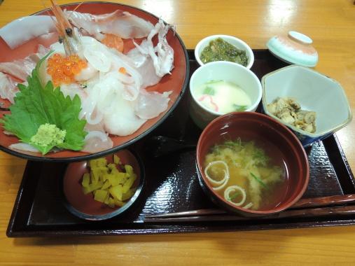11月7日 海鮮丼