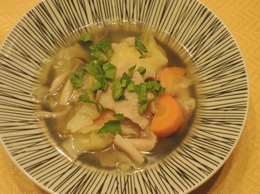11月28日 スープ