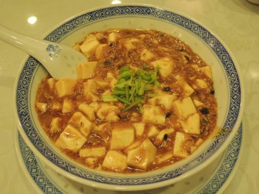 12月3日 麻婆豆腐
