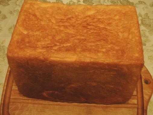 12月4日 食パン