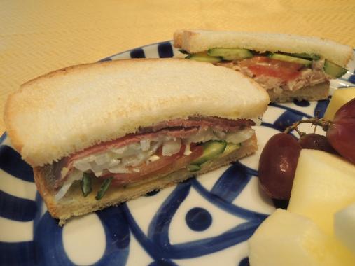 12月10日 サンドイッチ