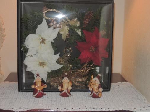 12月14日 クリスマスのコーナー2