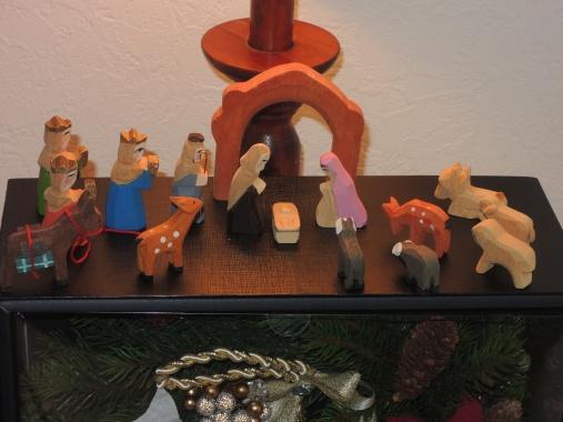 12月14日 クリスマスのコーナー3