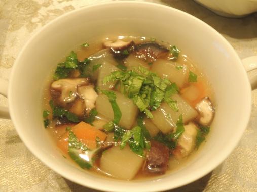 12月19日 スープ