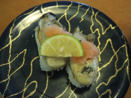 12月24日 焼き牡蠣