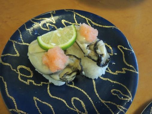 12月24日 蒸し牡蠣