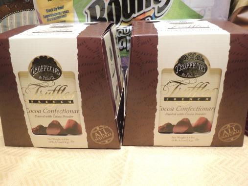 12月25日 チョコレート