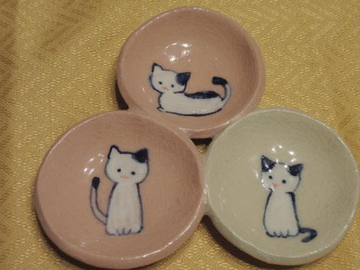 12月26日 猫のお皿