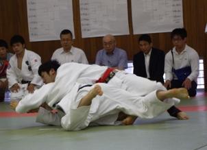 0603-11 団体2 板羽vs斉藤