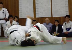 0603-08 団体2 閔vs田口