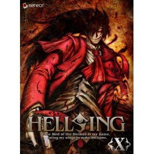 HELLSING OVA X