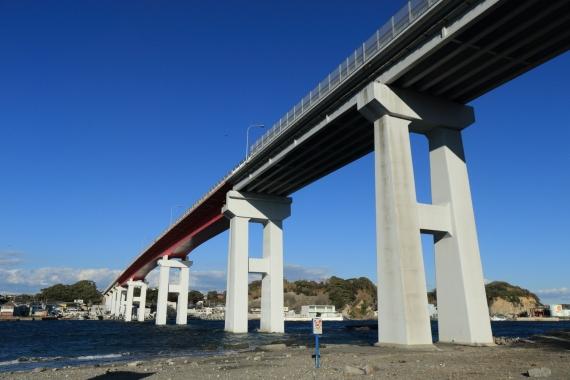 城ケ島大橋ーS