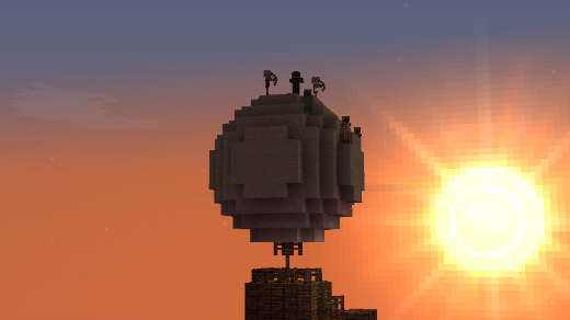 気球みたいな