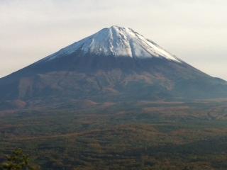 富士山/紅葉台/写真