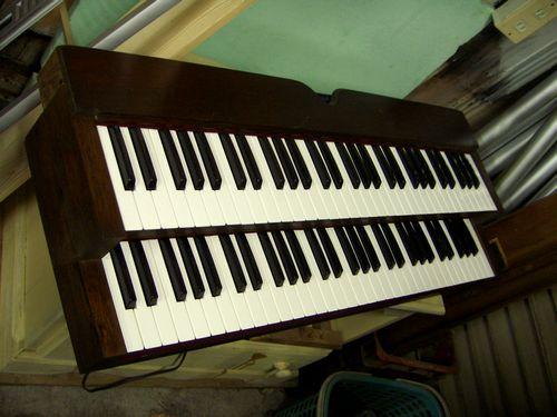 2段鍵盤完成