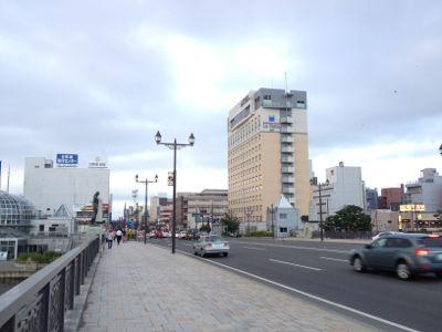 都会な釧路市