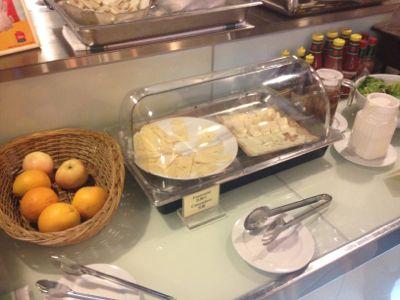 チーズミカンヨーグルト