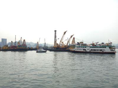 船の休憩所