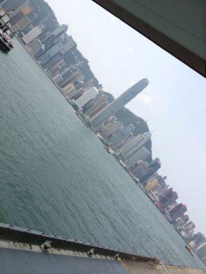 香港島の風景