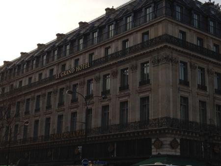 ラグランドホテル