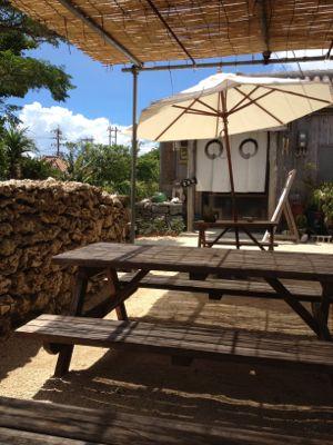 竹の子外の待ち場所