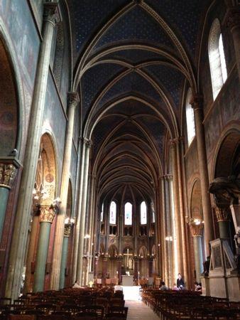 教会の雰囲気