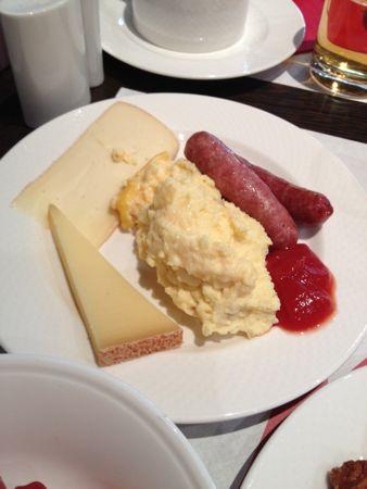 ウインナー・チーズなど