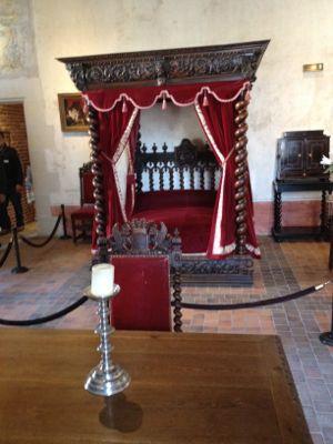レオナルド・ダ・ヴィンチの寝室