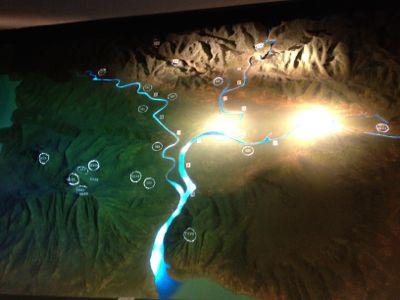 淡水河と基隆河