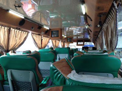 バスの雰囲気