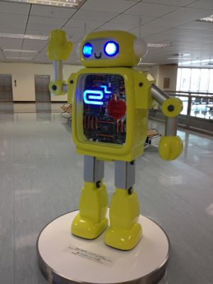お別れのロボット
