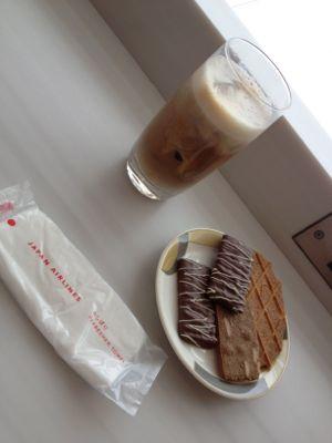 デザートはコーヒーとジュールスデストルーパー