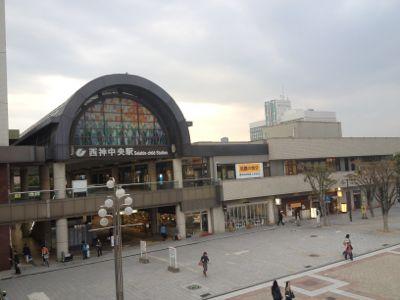西神中央駅前