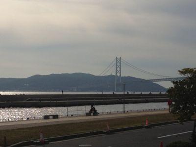 淡路島+明石海峡大橋