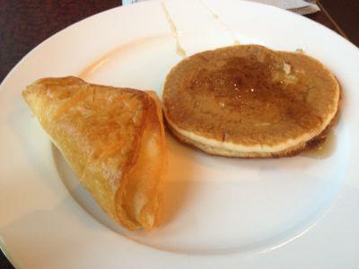 パンとパンケーキ