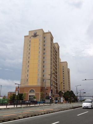 ホテル・ユニバーサルポート