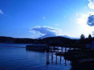 野尻湖 景色