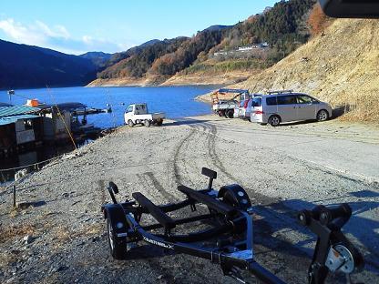 20121210 神流湖