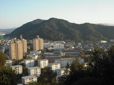 横尾・栂尾山